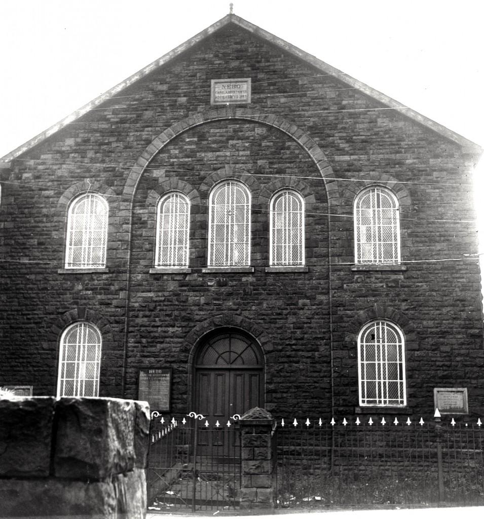 Nebo Chapel, Blaengarw