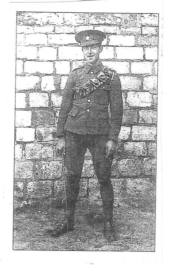 Pte Richard Thomas Clarke
